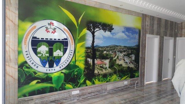 Gümüşhane/ Şiran /Yeşilbük Belediye Binası