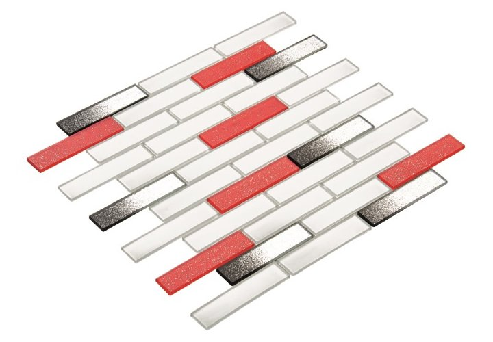 23x98 CR8020 Cam Kristal Mozaik