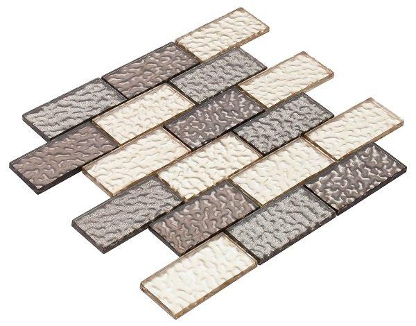 48x98 CR2011 Cam Kristal Mozaik