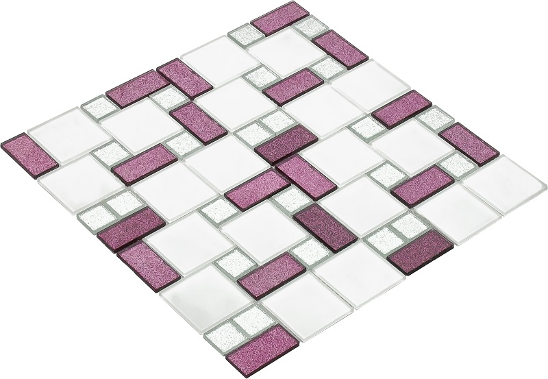 Barok 4015 Cam Kristal Mozaik