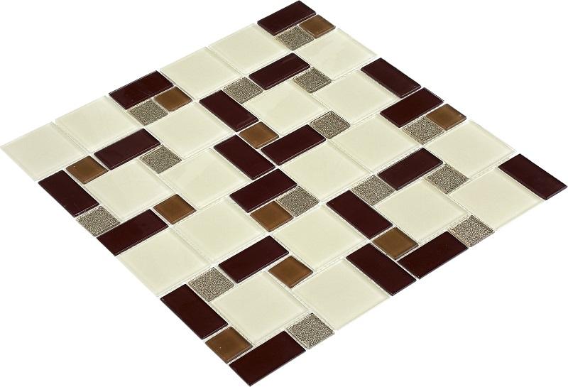 Barok 4018 Cam Kristal Mozaik