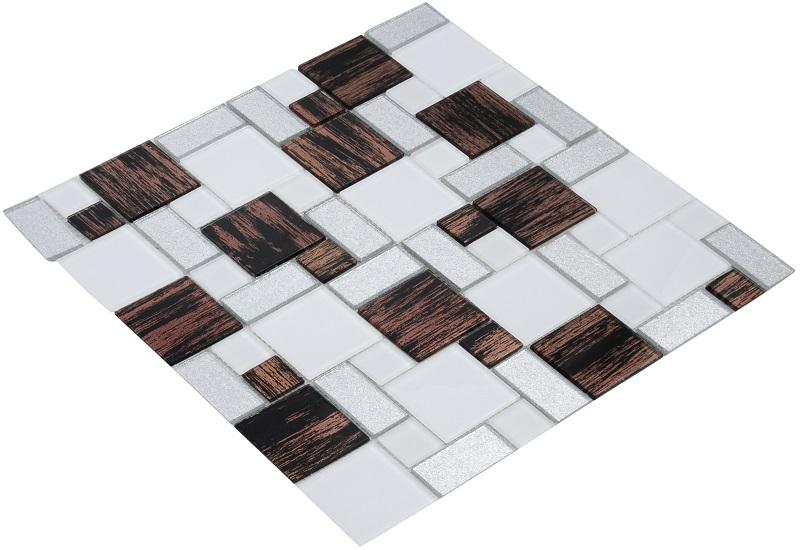Barok 4020 Cam Kristal Mozaik