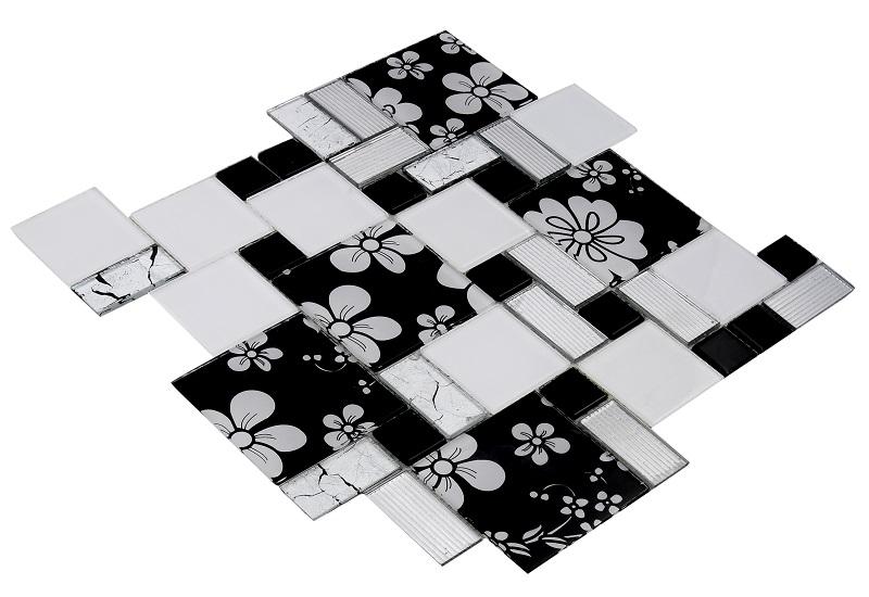 Barok 4025 Cam Kristal Mozaik