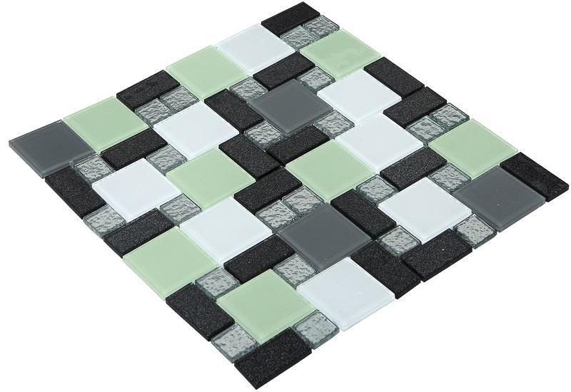 Barok 4026 Cam Kristal Mozaik