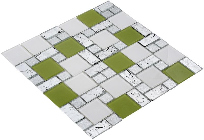 Barok 4028 Cam Kristal Mozaik