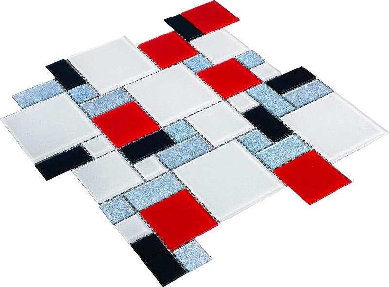 Barok 4029 Cam Kristal Mozaik