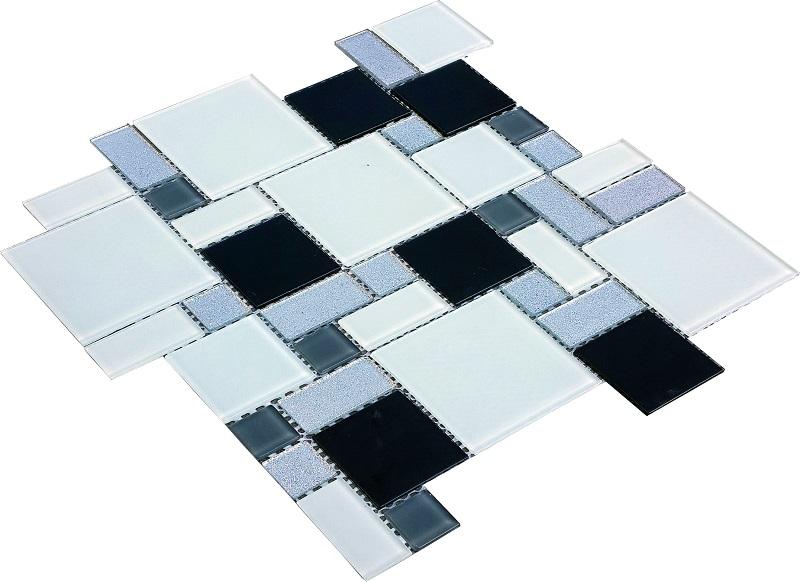 Barok 4030 Cam Kristal Mozaik