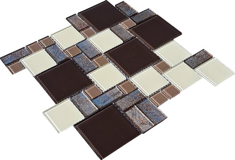 Barok 4033 Cam Kristal Mozaik