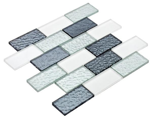 48x98 CR2017 Cam Kristal Mozaik