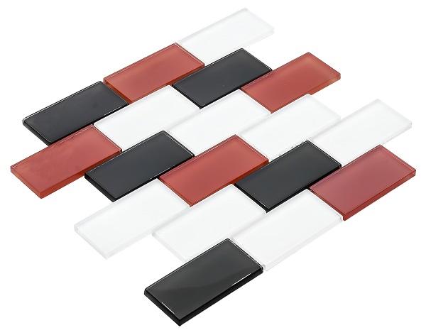 48x98 CR2018 Cam Kristal Mozaik