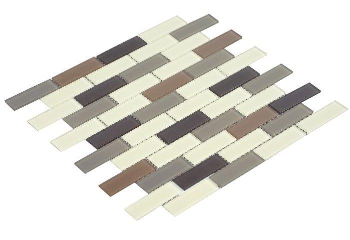 23x73 CR0102 Cam Kristal Mozaik