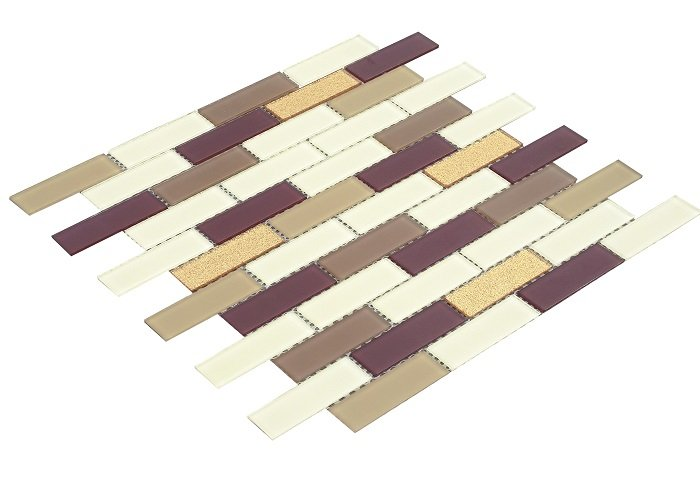 23x73 CR0106 Cam Kristal Mozaik