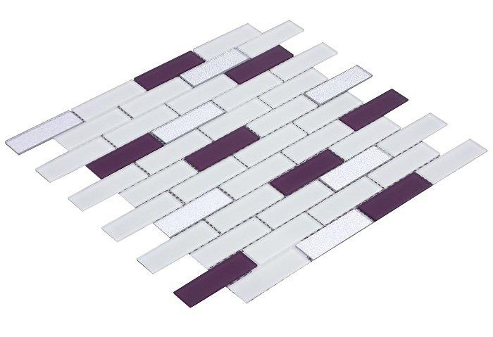 23x73 CR0108 Cam Kristal Mozaik