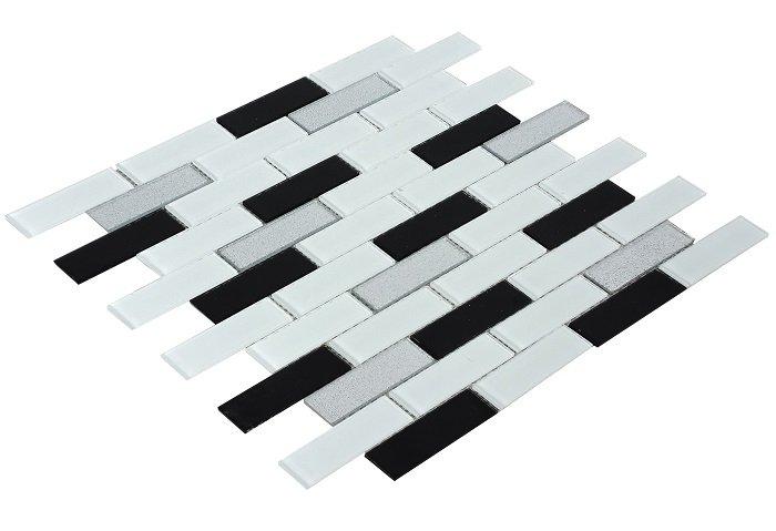23x73 CR0111 Cam Kristal Mozaik