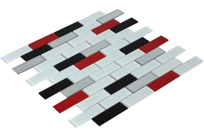 23x73 CR0112 Cam Kristal Mozaik