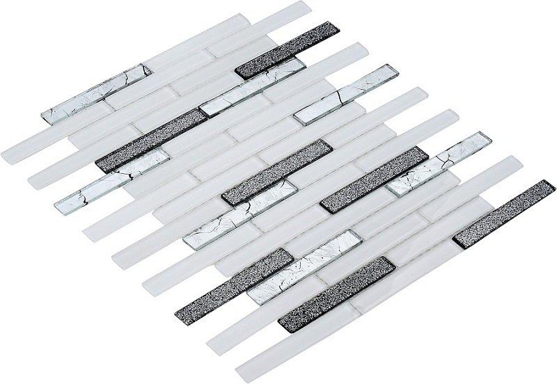 15x98 CR1121 Cam Kristal Mozaik