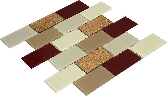 48x98 CR2021 Cam Kristal Mozaik
