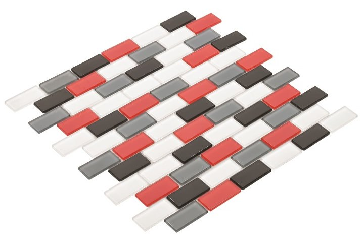 23x48 CR3015 Cam Kristal Mozaik