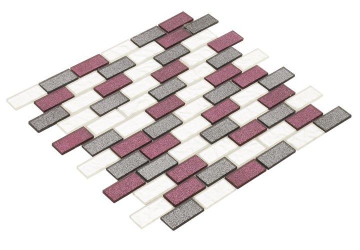 23x48 CR3016 Cam Kristal Mozaik