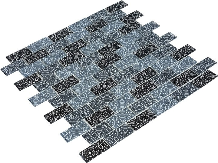 23x48 CR3030 Cam Kristal Mozaik