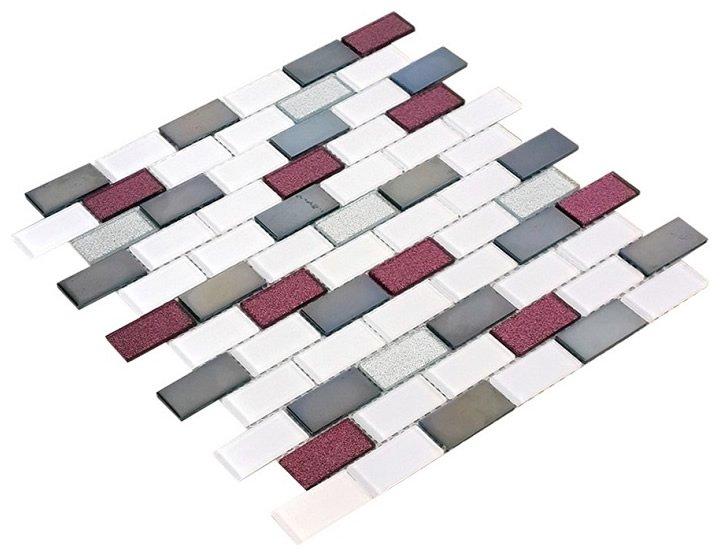23x48 CR3031 Cam Kristal Mozaik