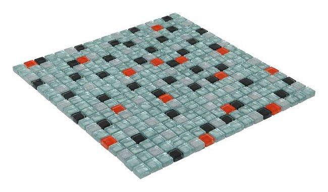 15x15 CR4110 Cam Kristal Mozaik