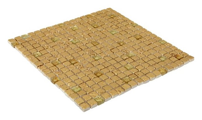 15x15 CR4113 Cam Kristal Mozaik