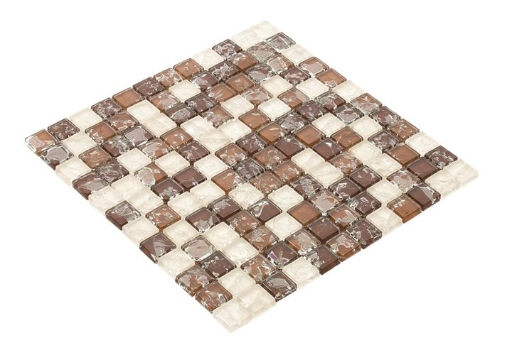 23x23 CR5015 Cam Kristal Mozaik