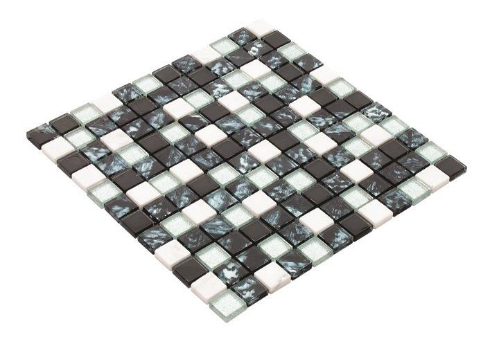 23x23 CR5038 Cam Kristal Mozaik