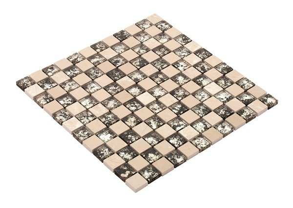 23x23 CR5042 Cam Kristal Mozaik