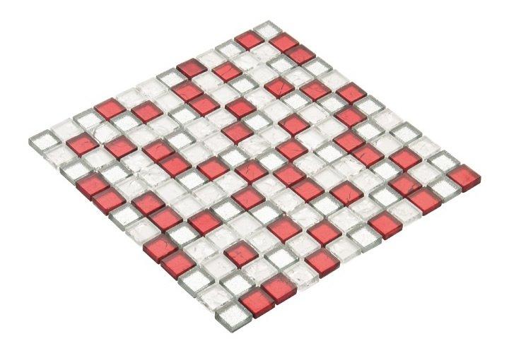 23x23 CR5045 Cam Kristal Mozaik