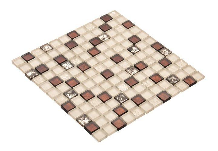 23x23 CR5047 Cam Kristal Mozaik