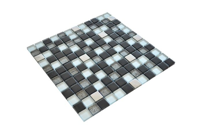 23x23 CR5057 Cam Kristal Mozaik
