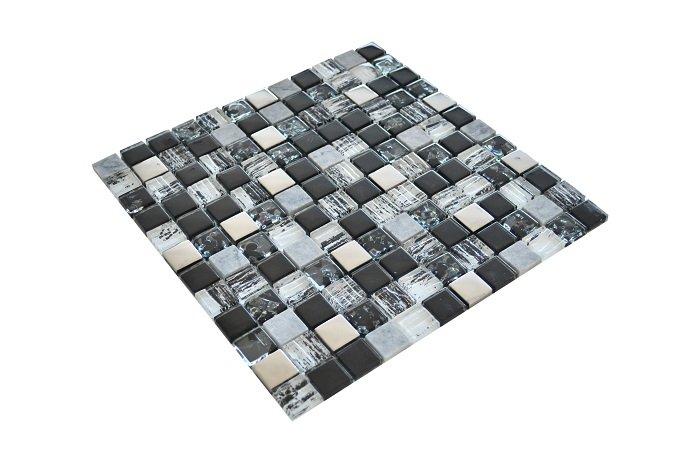 23x23 CR5070 Cam Kristal Mozaik