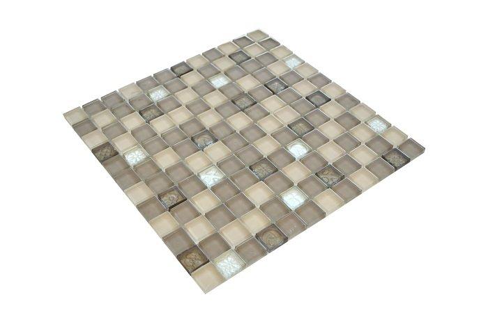 23x23 CR5071 Cam Kristal Mozaik