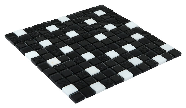 23x23 CR5076 Cam Kristal Mozaik