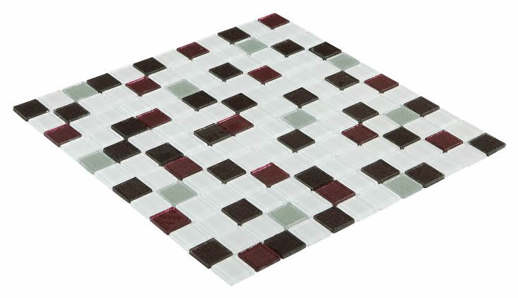 23x23 CR5077 Cam Kristal Mozaik