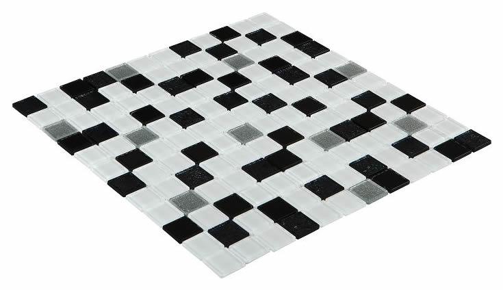 23x23 CR5078 Cam Kristal Mozaik