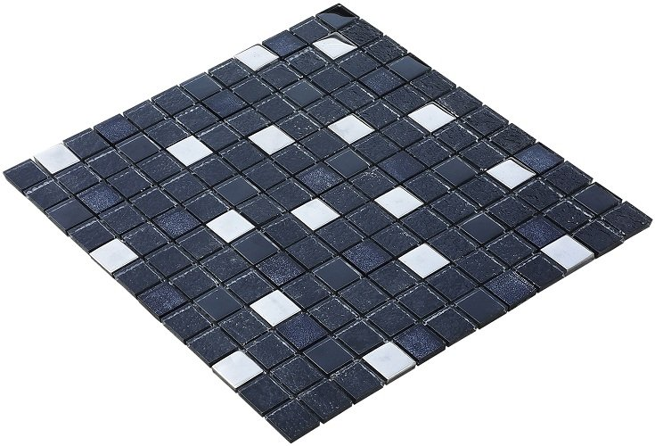 23x23 CR5084 Cam Kristal Mozaik