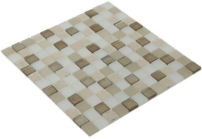 23x23 CR5086 Cam Kristal Mozaik