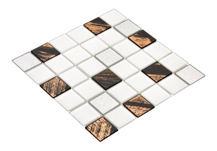 48x48 CR5505 Cam Kristal Mozaik