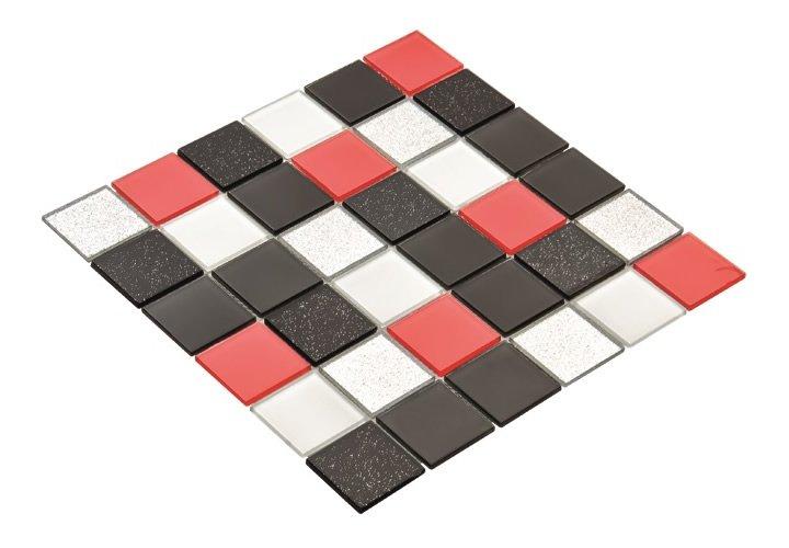 48x48 CR5506 Cam Kristal Mozaik