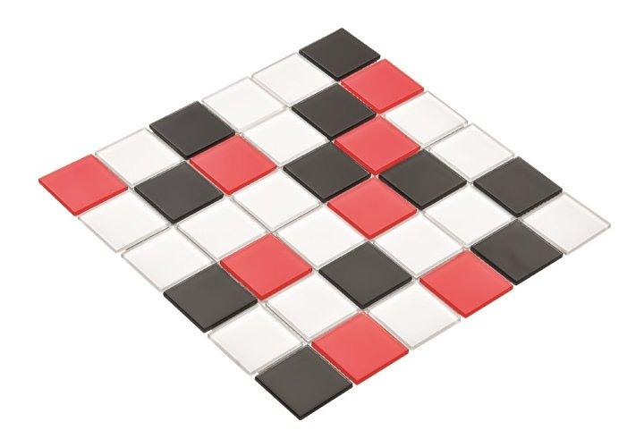 48x48 CR5507 Cam Kristal Mozaik