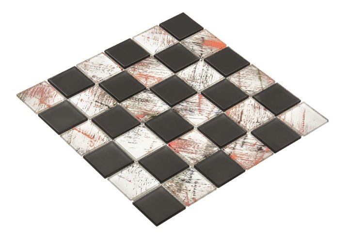 48x48 CR5509 Cam Kristal Mozaik