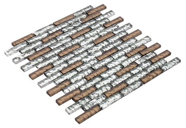15x62 CR6029 Cam Kristal Mozaik