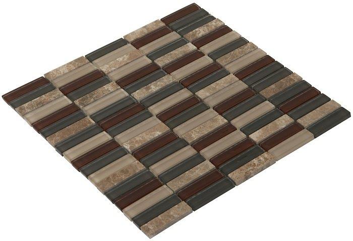 15x62 CR6045 Cam Kristal Mozaik