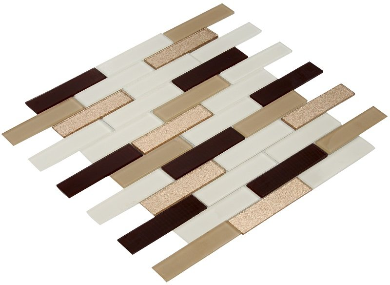 23x98 CR8024 Cam Kristal Mozaik