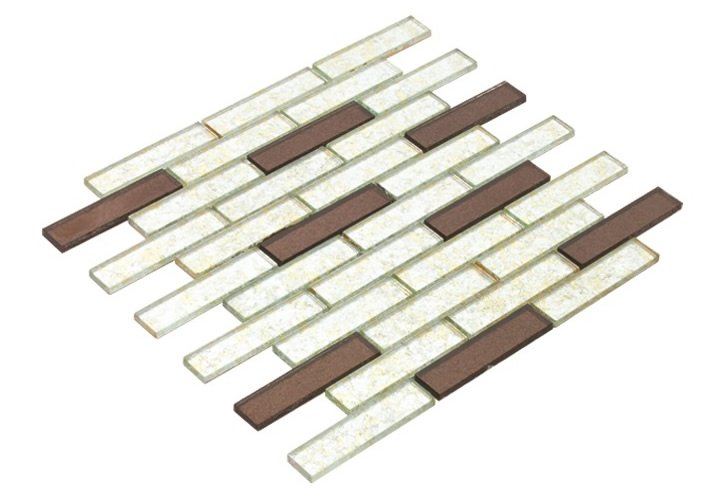 23x98 CR9015 Cam Kristal Mozaik