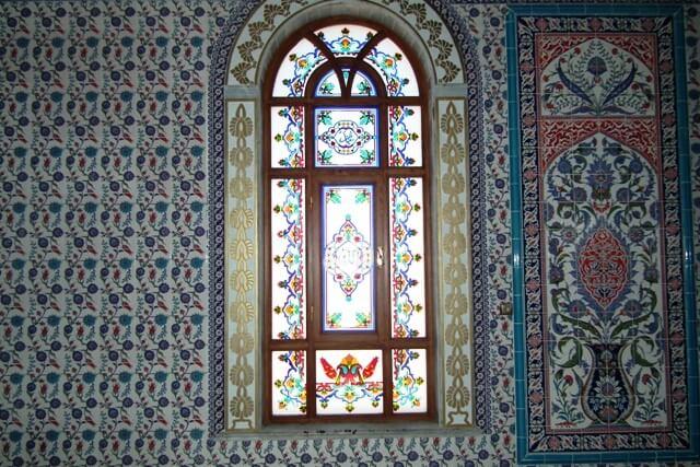 Cami Vitray Pencere